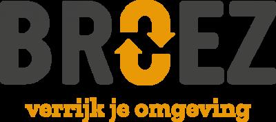 Broez Verrijk je omgeving - Logo